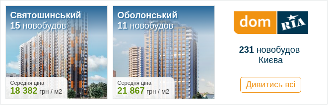 новостройки_киев